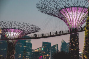 garden of the bay proposal location singapore